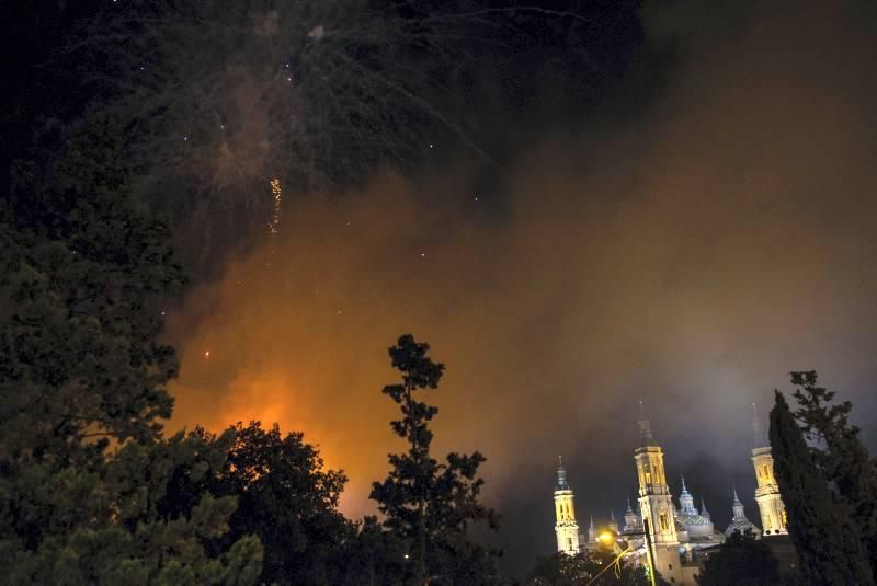 Fotogalería de los fuegos