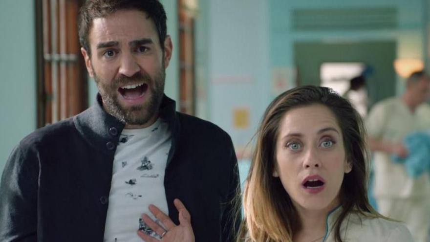 'Allí abajo' triunfa en el estreno de su cuarta temporada