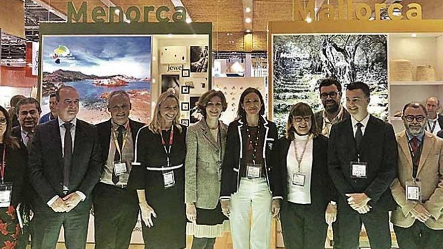 Mallorca organiza  en la World Travel un acto gastronómico