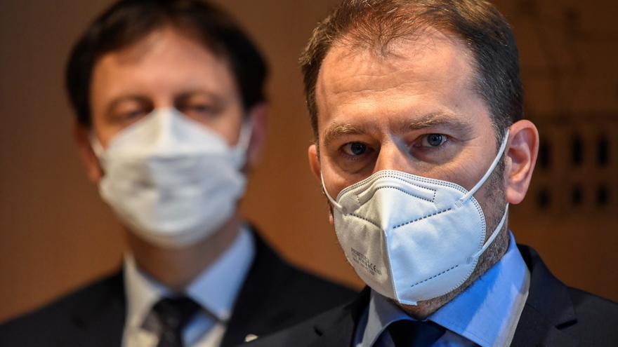 El Gobierno de Eslovaquia dimite en bloque por su gestión de la pandemia