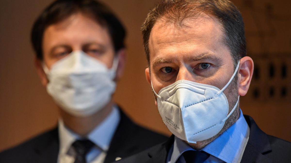 El populista Igor Matovic dimite junto a su Gobierno.