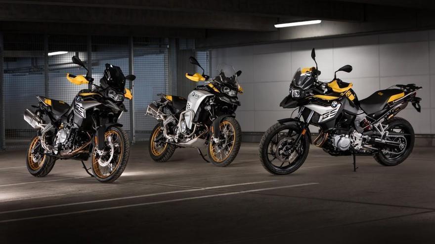 Nuevas BMW Motorrad F 750 GS, F 850 GS y F 850 GS Adventure