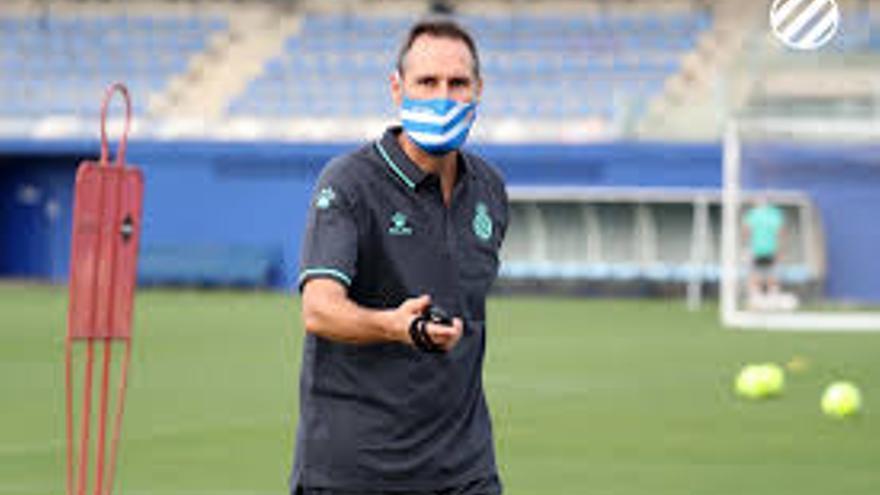 "Vicente Moreno: ""Me he sentido muy querido en Mallorca, ojalá pudiera haber público"""