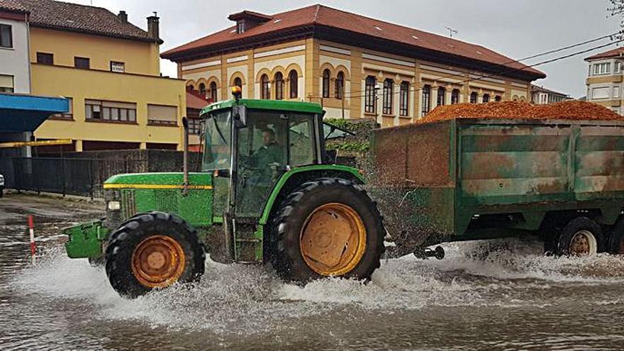 Villaviciosa diseña un plan de 20 millones para obras que frenen las inundaciones
