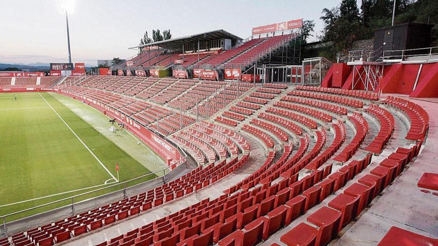 El decisiu duel entre el Girona i l'Sporting podria tenir públic
