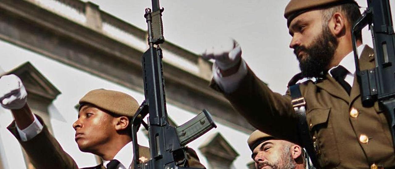 Imagen de archivo de la calebración de la Pascual Militar.