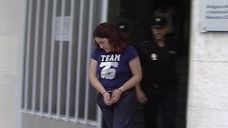 Una acusada de matar a su novio a puñaladas en Asturias simuló un suicidio