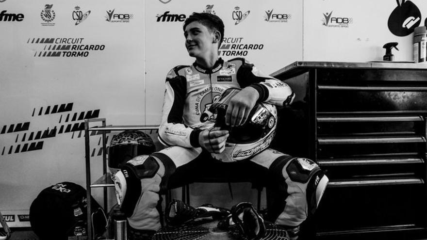 Muere un piloto de 14 años de la Cuna de Campeones en un accidente
