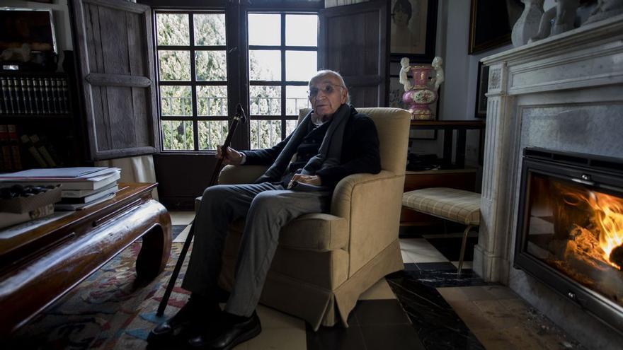 Fallece Francisco Brines a los 89 años