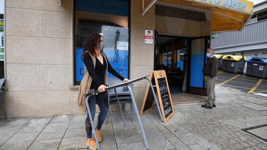 Pontevedra y A Coruña aglutinan a casi todos los concellos en alerta roja por covid-19
