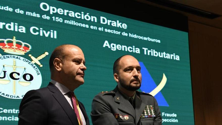 Detenidas 21 personas en el mayor golpe al fraude del IVA en los hidrocarburos
