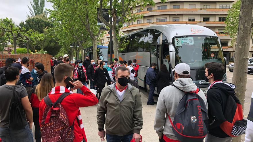 VÍDEO | Zamora, a la conquista de Badajoz