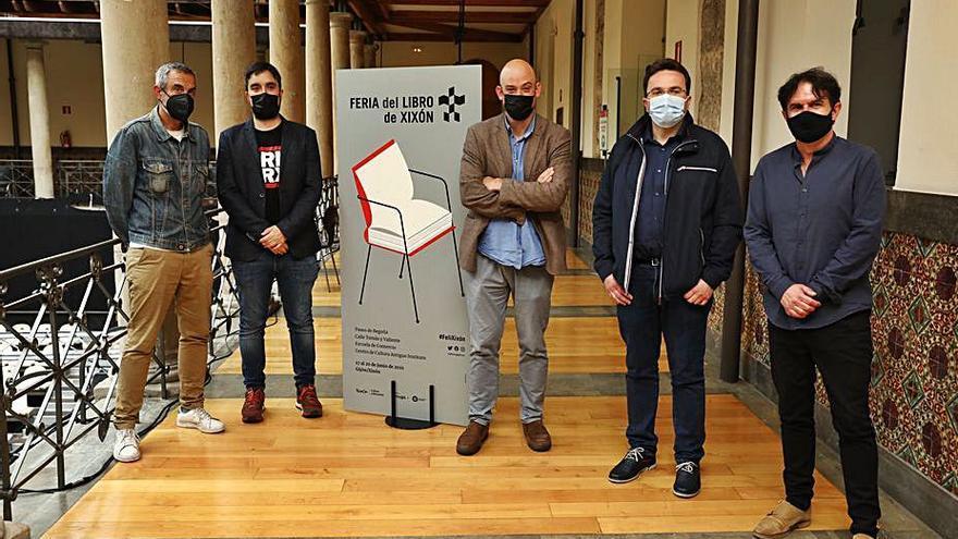 Feria del Libro de récord en Gijón