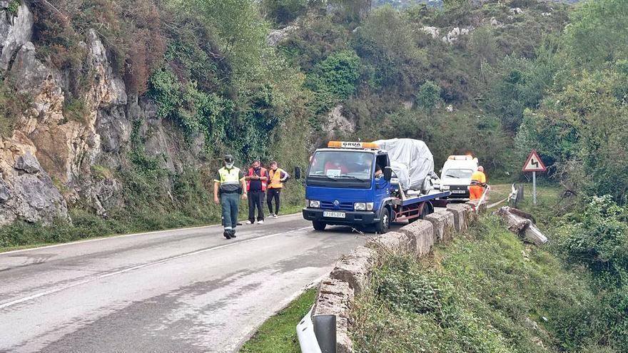 Los técnicos descartan fallos mecánicos en el coche del accidente mortal del Fito