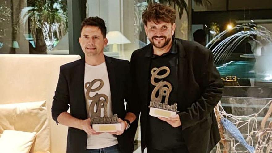 Dos cordobeses logran el premio Revelación Nacional