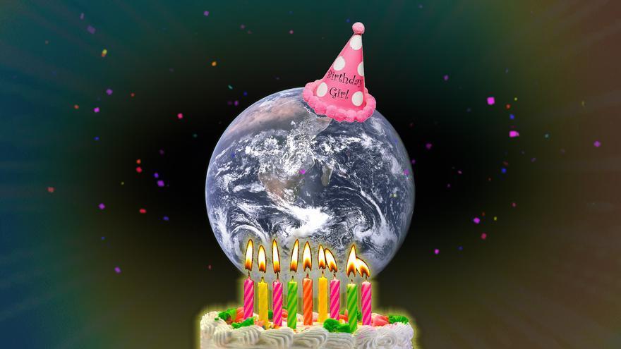 ¡Felicitamos a la Tierra en su día más especial!