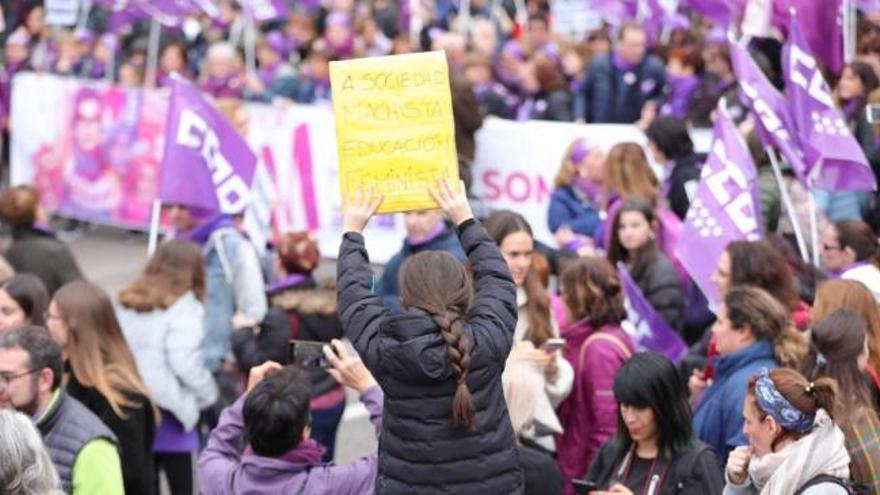 La Delegación de Gobierno da luz verde a las manifestaciones del 8M en Madrid con condiciones