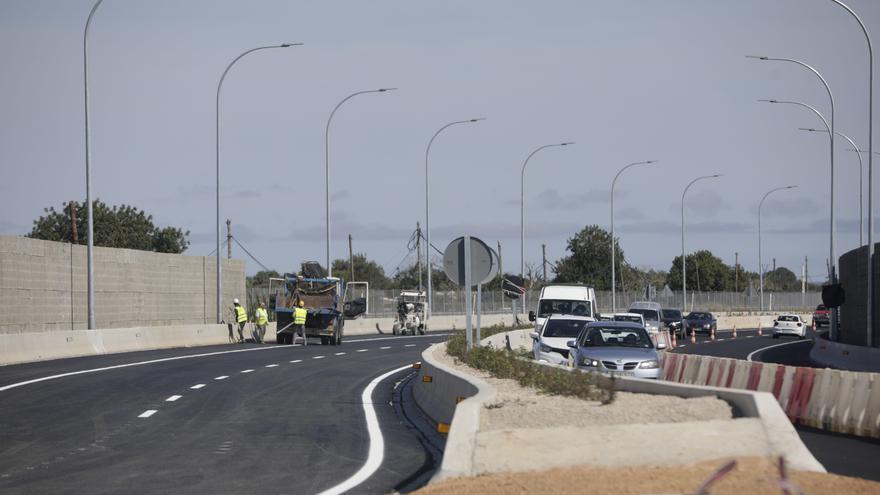 """El presidente del GOB llama """"irresponsables y metirosos"""" a Garrido, Ensenyat y Jurado por la autopista de Campos"""