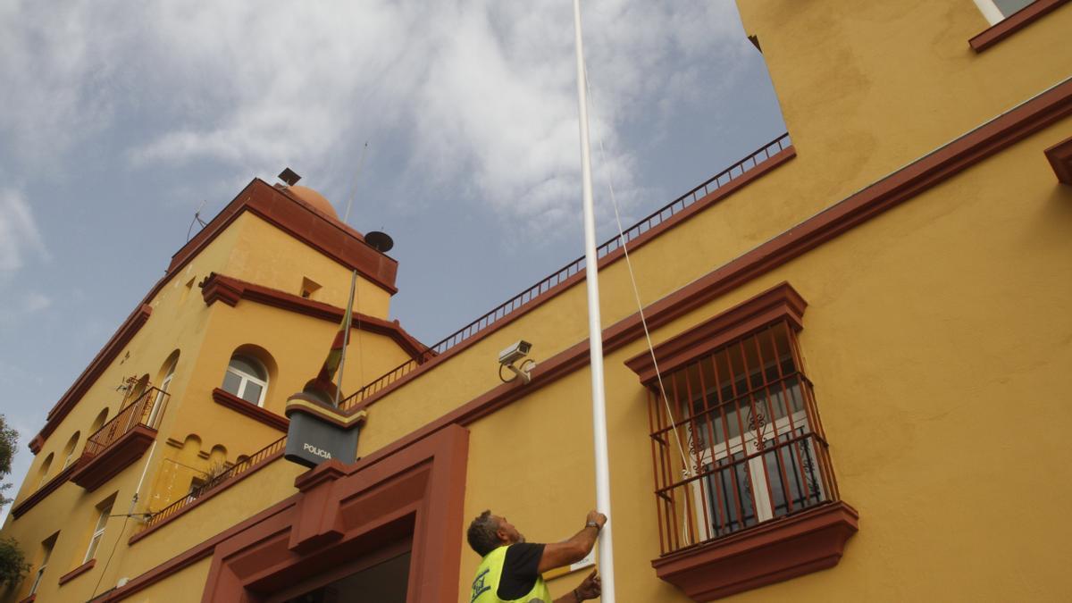 Comisaría de Campo Madre de Dios.