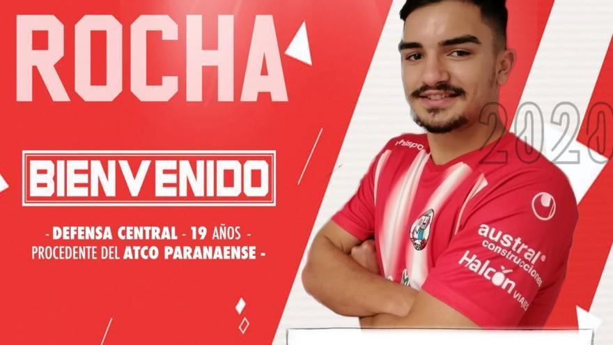 Rocha, nuevo fichaje del Zamora CF