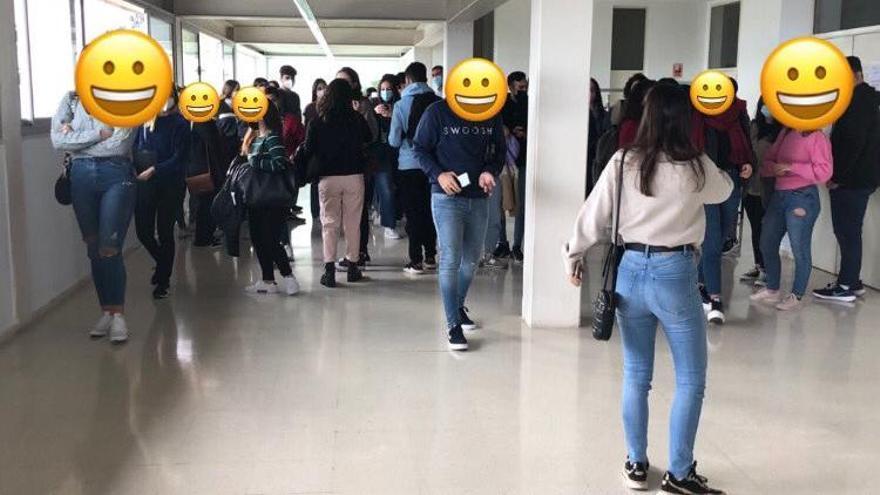"""Estudiantes de la ULPGC critican lo que consideran """"mala organización"""" en los exámenes"""
