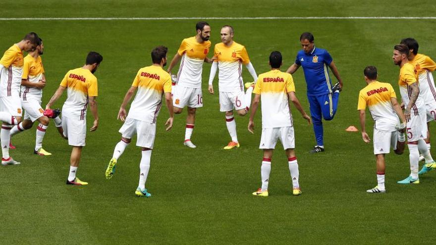 España fracasa ante Italia y se sume en la incertidumbre