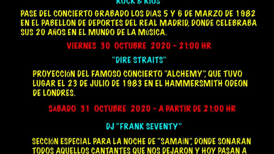 Dj Frank Seventy - Noche de Samaín