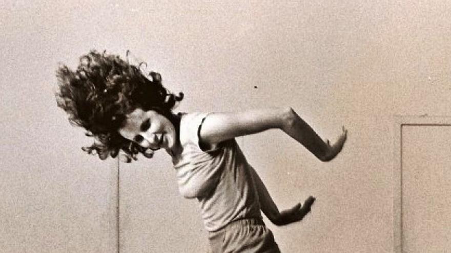 L'IVAM estudia la seua relació amb la dansa per mitjà de Trisha Brown
