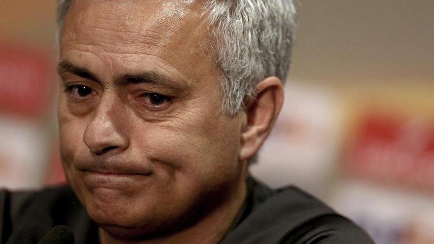 La Fiscalia acusa Mourinho de defraudar a Hisenda 3,3 milions