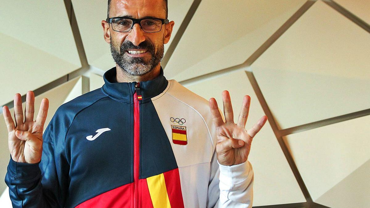 Jesús Ángel García  Bragado.    | // EUROPA PRESS