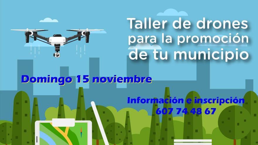 Taller de drones