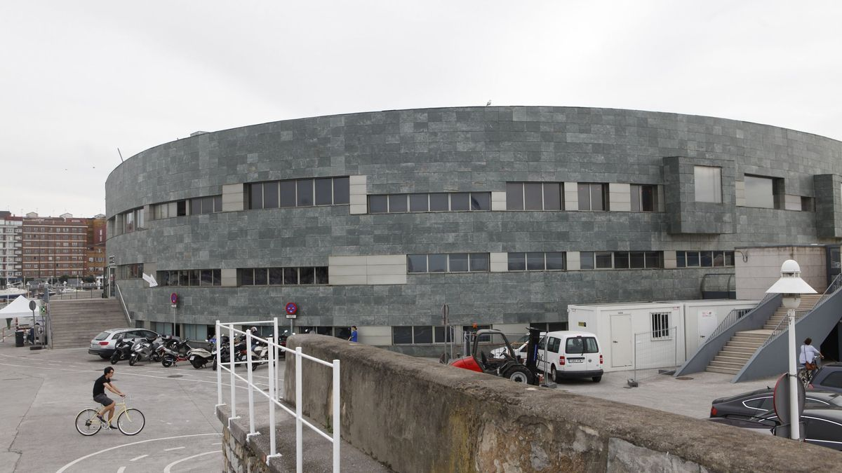 El edificio de Talasoponiente.