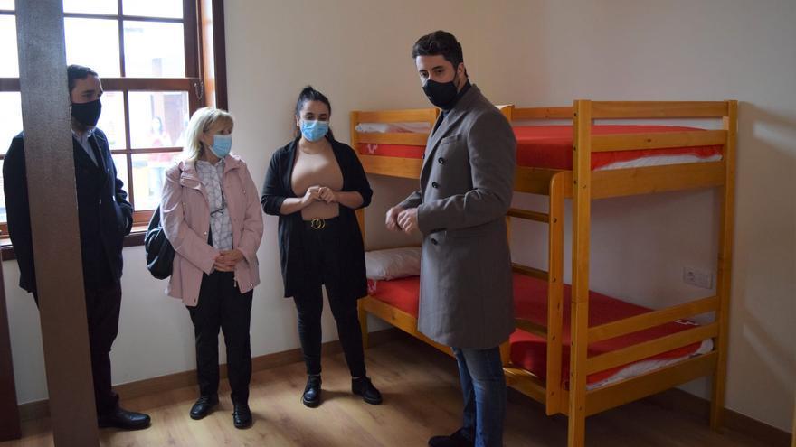 Abre las puertas el primer recurso alojativo municipal de La Laguna para personas sin hogar