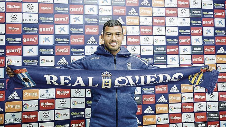 El análisis de la primera vuelta del Oviedo (IV): Nahuel, el mejor de los mediapuntas