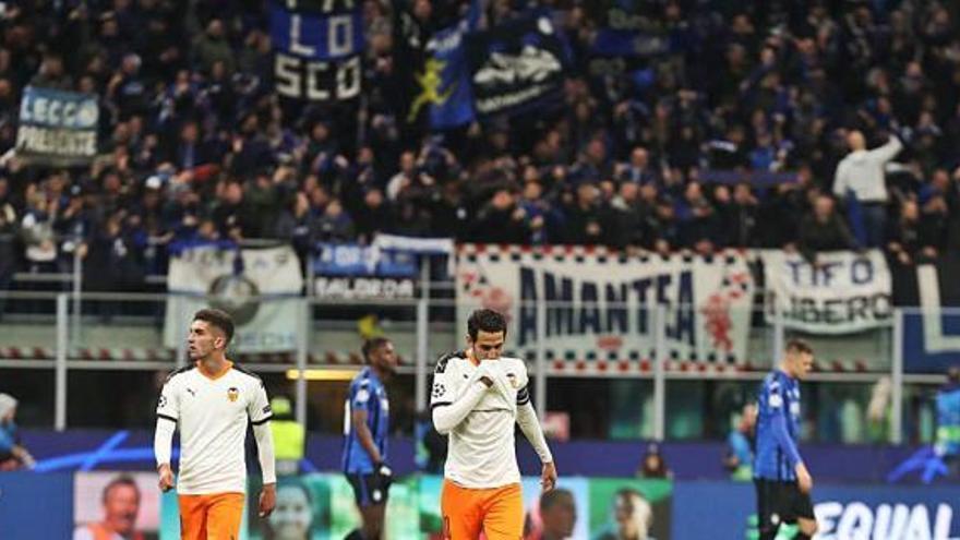 El Valencia señala a Milán y a la UEFA por el coronavirus