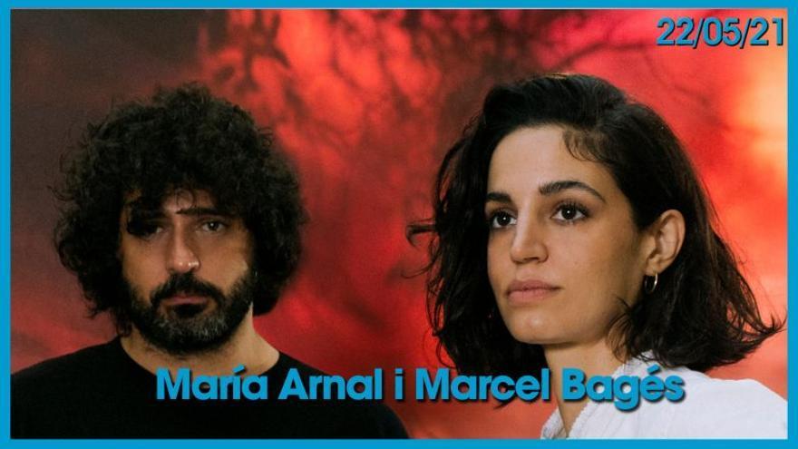 María Arnal y Marcel Bagés