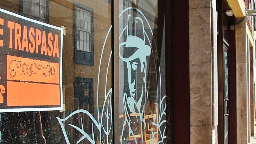 Empresas cerradas en Santa Cruz de La Palma