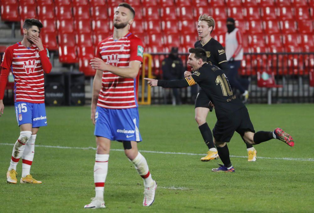 LaLiga Santander: Granada - FC Barcelona