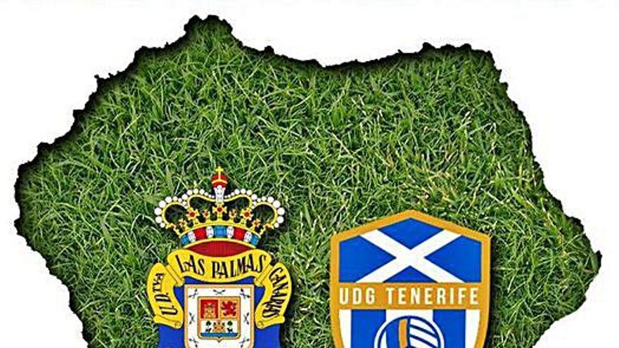 Amistoso para recaudar fondos entre la UD Granadilla Tenerife y la UD Las Palmas