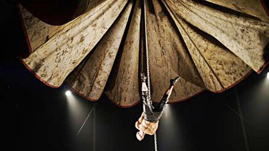 La companyia francesa Cirque Aital presentarà a Temporada Alta «Saison de cirque»