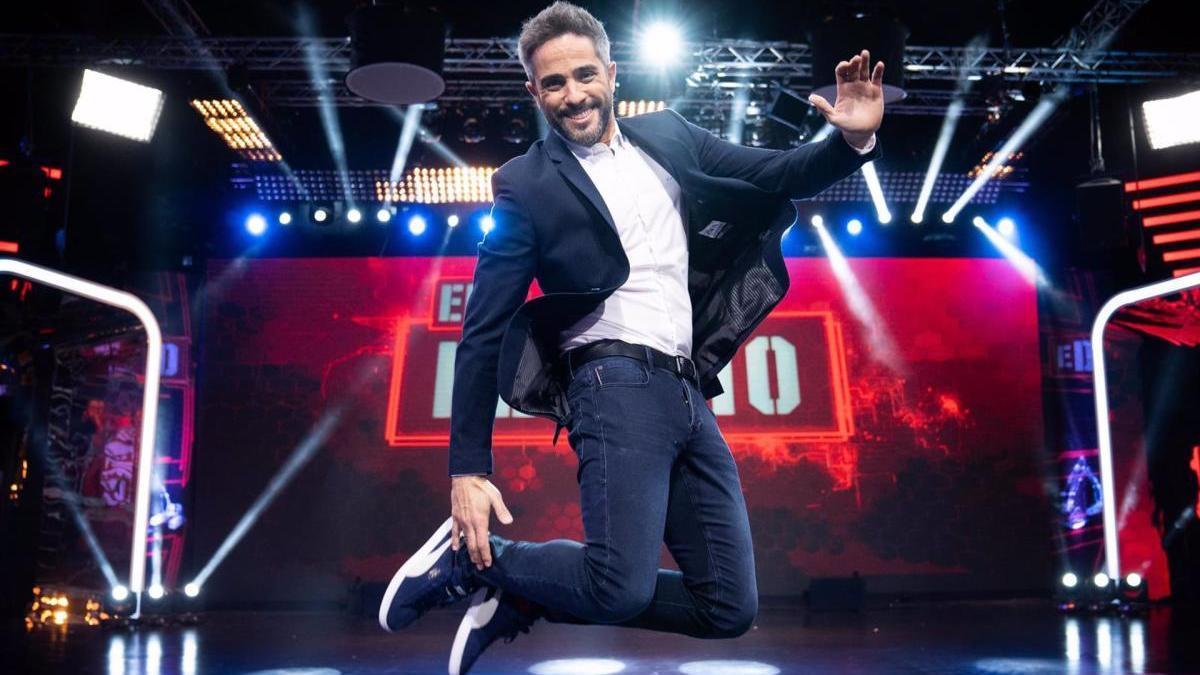 Roberto Leal es el presentador de 'El desafío'.