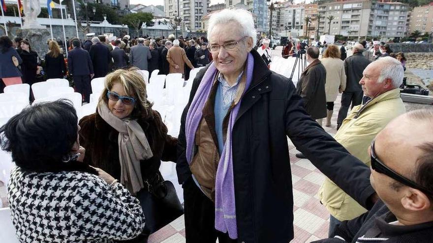 """Luis del Olmo: """"En O Corpiño recordaremos a algunos de los poetas españoles más reconocidos"""""""