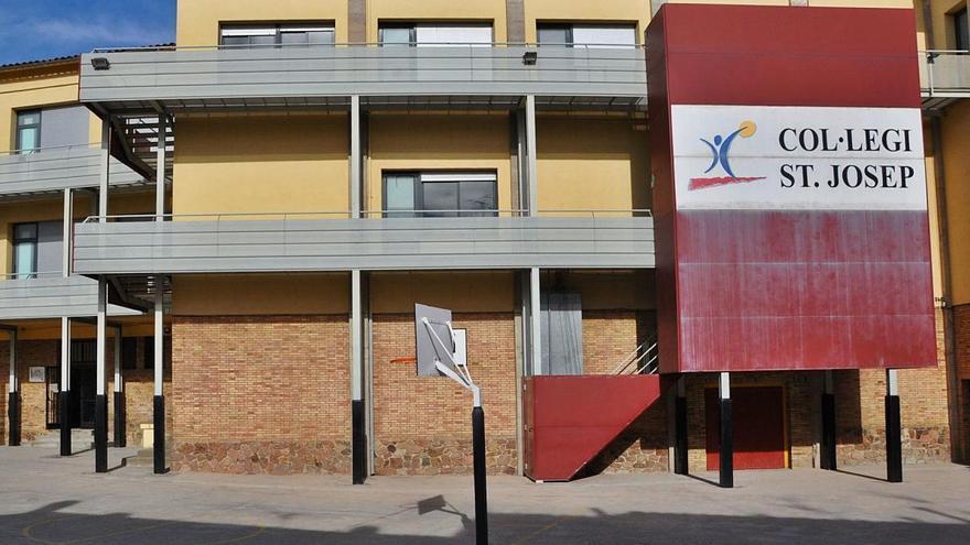 Educació «treballa» perquè el col·legi Sant Josep de Sant Hilari passi a ser públic
