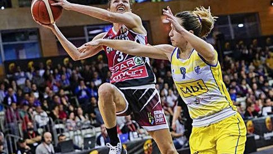 Spar Citylift Girona pasa a semifinales de la Copa de la Reina