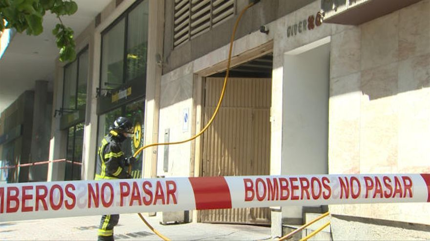 Incendio en el restaurante DiverXO de Dabiz Muñoz, en Madrid