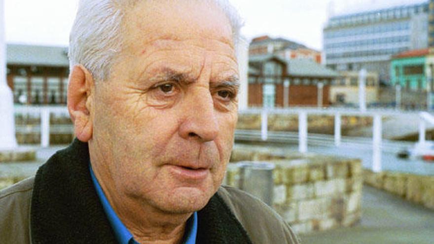 Fallece a los 90 años Pipo Margaride, impulsor de la asociación vecinal de Tremañes