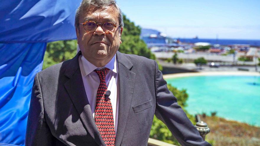 Pérez-Camacho: «Concurro a la reelección para construir el Casino de todos, el Casino del futuro»