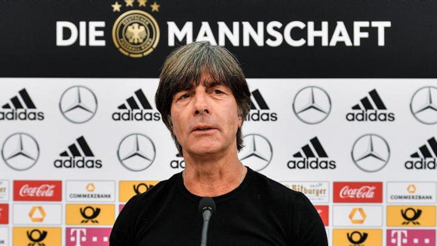 Löw no quiere que le pase lo que a Del Bosque con España