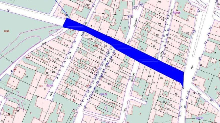 El Ayuntamiento de Villaralbo invierte 74.300 euros en la urbanización de la calle Vista Alegre
