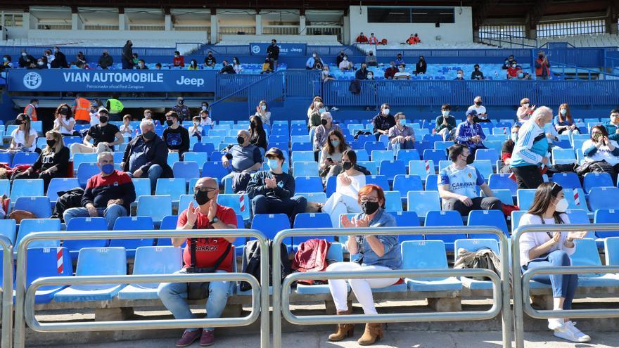 """La DGA considera """"discriminatoria"""" la apertura selectiva de estadios del Gobierno central"""